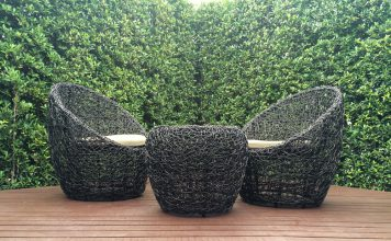 Gartenmöbel Rattan Garten Terrasse