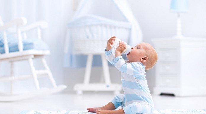 Babybett Junge Wiege Blau