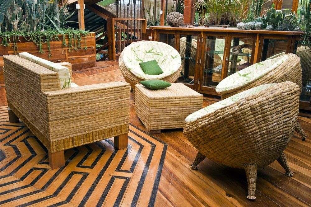 Bambusmöbel Ratgeber Haus Garten