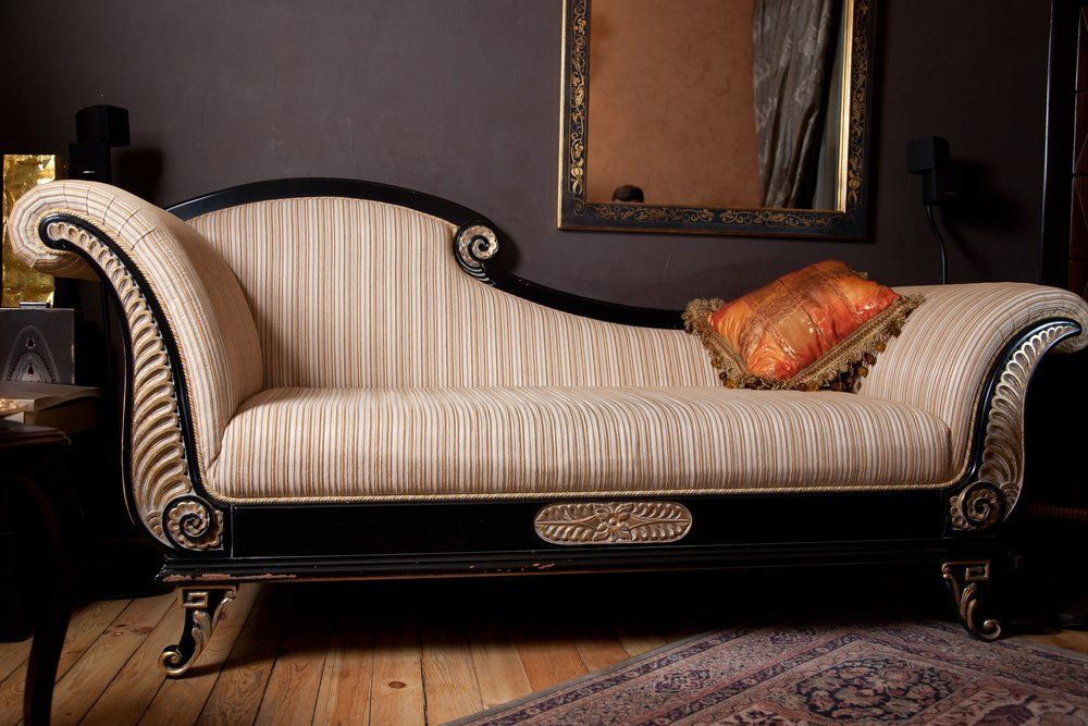 Fesselnd Barock Möbel Sofa Recamiere