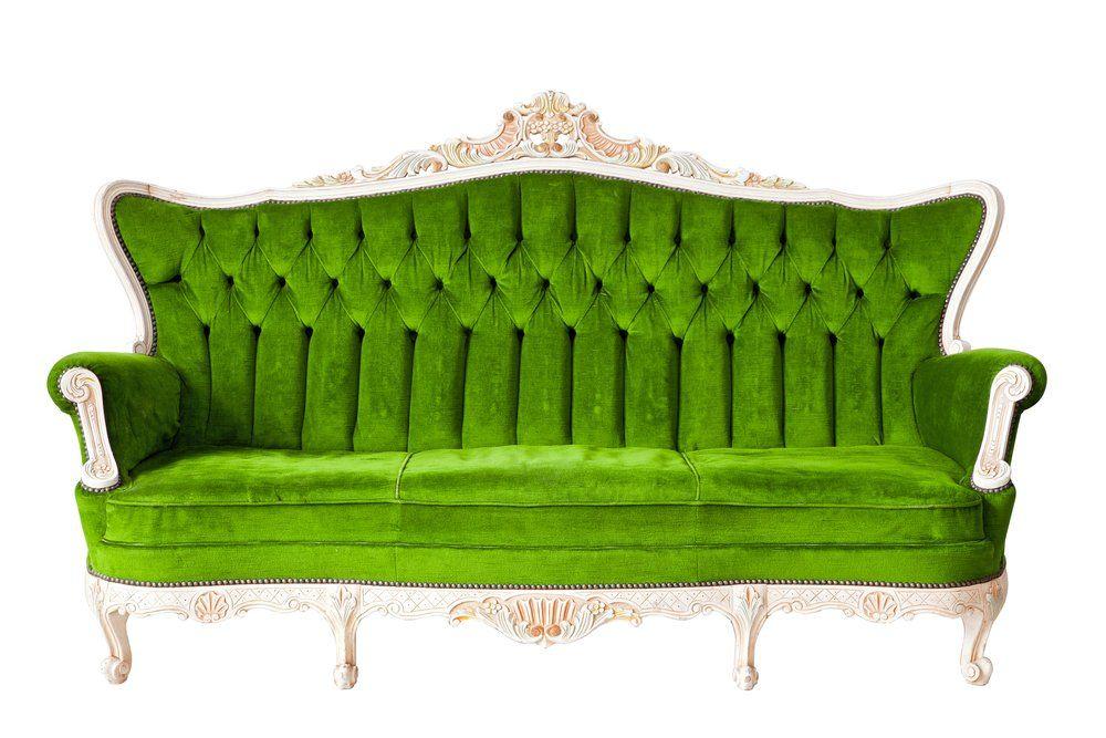 Vintage Möbel Sofa