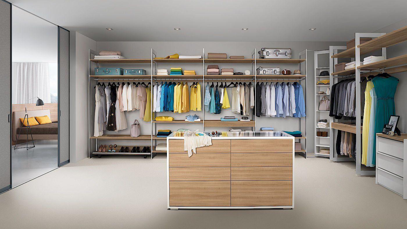 Begehbarer Kleiderschrank · Ratgeber Haus & Garten