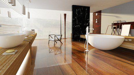Wohnideen Badezimmer