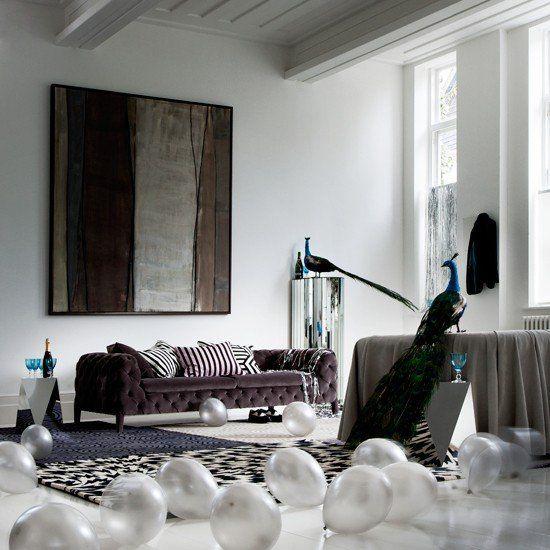 Einrichtungsstil Modern Wohnzimmer