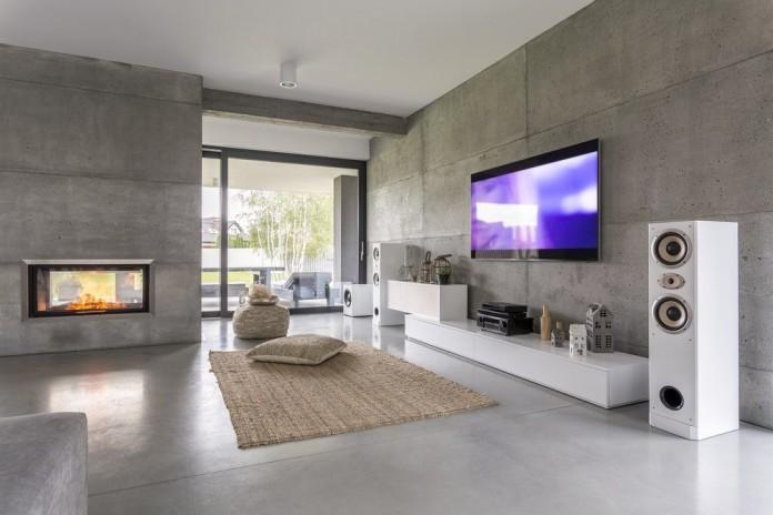 Beton Optik Möbel Einrichtung Design