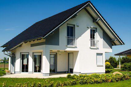 Einfamilienhaus und Einfamilienhäuser