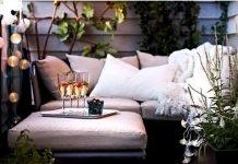 Balkonmöbel Outdoor Sofa Fotocredit Ikea