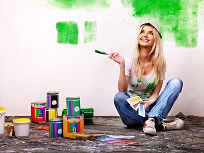 Wandfarben Ratgeber