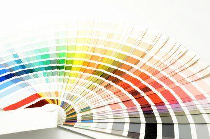 Farbkreis Wandfarben
