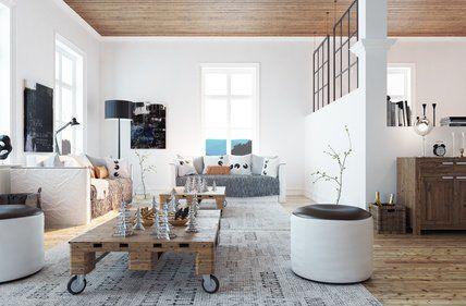 Wohnen mit holz ratgeber haus garten Schweden style einrichtung