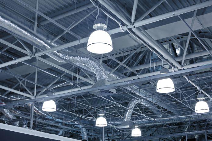 Industrieleuchten-Hängend-Licht