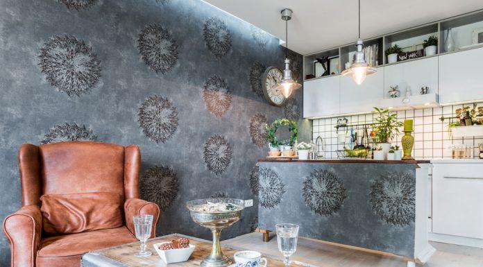 tapete dekoration ratgeber haus garten. Black Bedroom Furniture Sets. Home Design Ideas