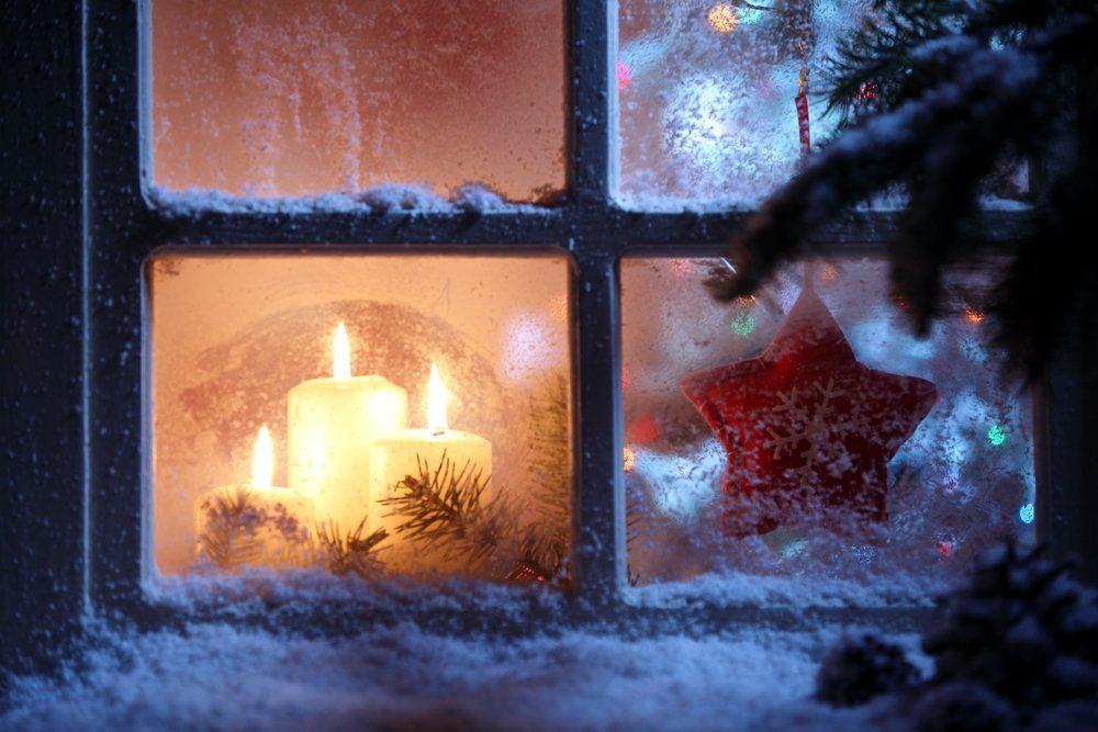 Weihnachten Fensterdekoration Ratgeber Haus Garten