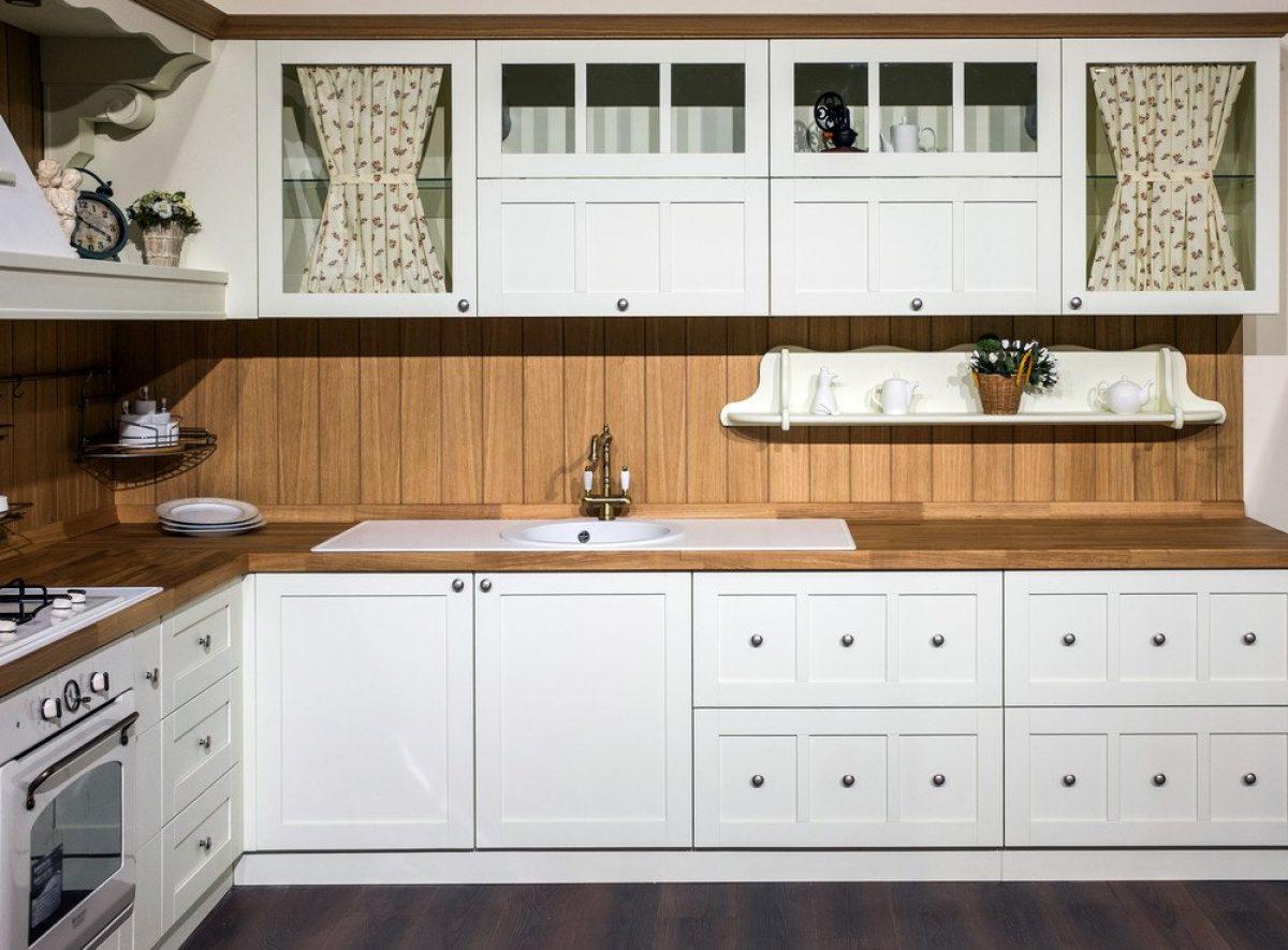 Küche französischen Landhausstil · Ratgeber Haus & Garten