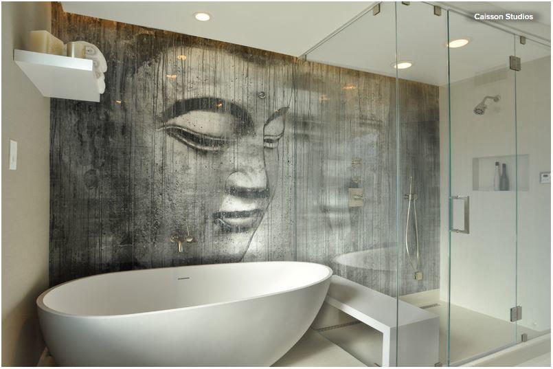 Badezimmer Mit badezimmer mit glas ratgeber haus garten