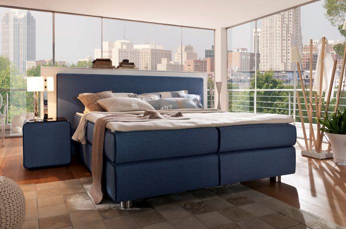 ratgeber boxspringbetten ratgeber haus garten. Black Bedroom Furniture Sets. Home Design Ideas