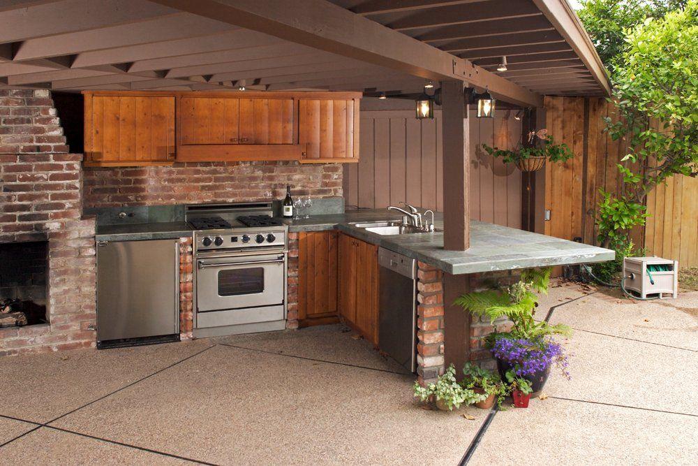 Outdoor Küche Kosten : Ratgeber aussenküchen outdoor kitchen · ratgeber haus garten