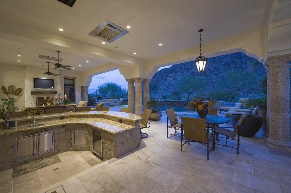 Türen Für Außenküchen : Ratgeber aussenküchen outdoor kitchen · ratgeber haus & garten