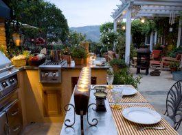 Ratgeber Aussenküchen (Outdoor Kitchen)- Lounge
