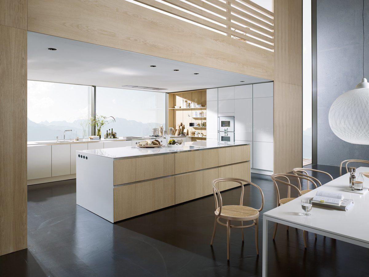 Fabelhaft Offene Küche Galerie Von Ratgeber Küche Siematic S2 Lm