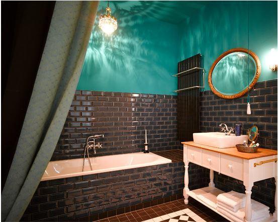 Türkis Einrichten   Gorki Badezimmer Apartment