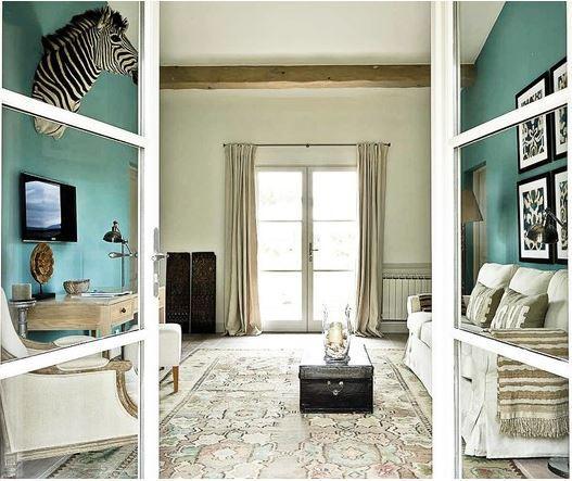 wohnzimmer turkis einrichten wohnideen, türkis dekoration und einrichten · ratgeber haus & garten, Design ideen