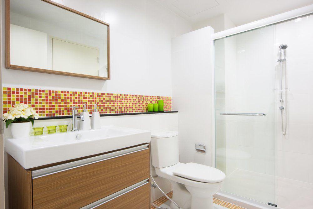 Badezimmermöbel   Holz Design Fliesen