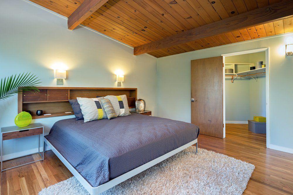 Natur Im Wohnzimmer   Schlafzimmer Holz