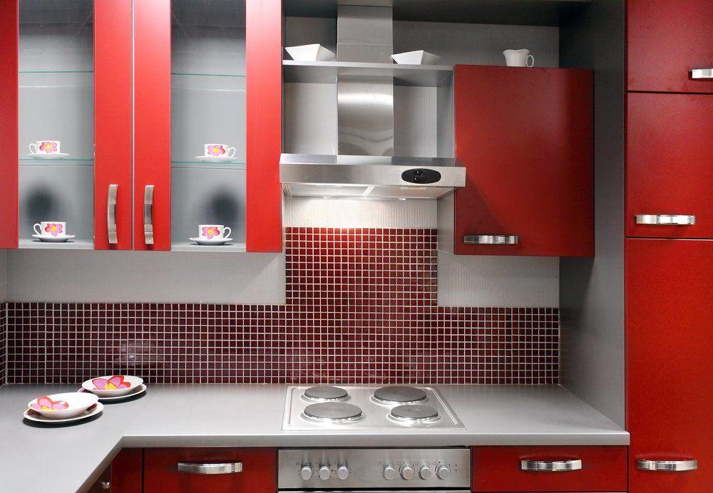 Rote küchen · ratgeber haus garten