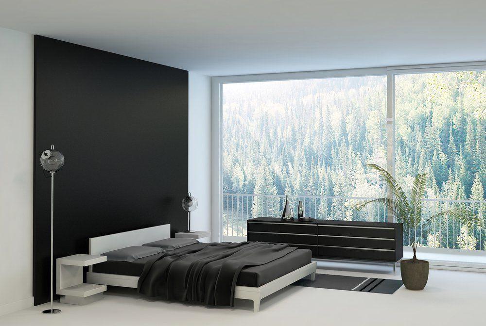 Schwarzes Schlafzimmer · Ratgeber Haus & Garten
