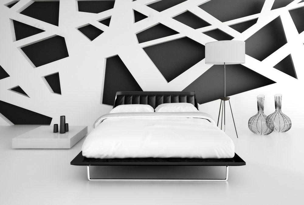 schwarzes schlafzimmer ratgeber haus garten. Black Bedroom Furniture Sets. Home Design Ideas