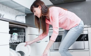 Spülmaschine richtig eingeräumen - Tipps
