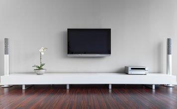 Wohnzimmerschränke werden immer kleiner - TV Board