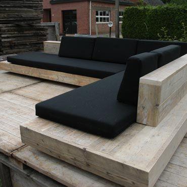 Gartenmöbel lounge holz  Lounge Gartenmöbel · Ratgeber Haus & Garten