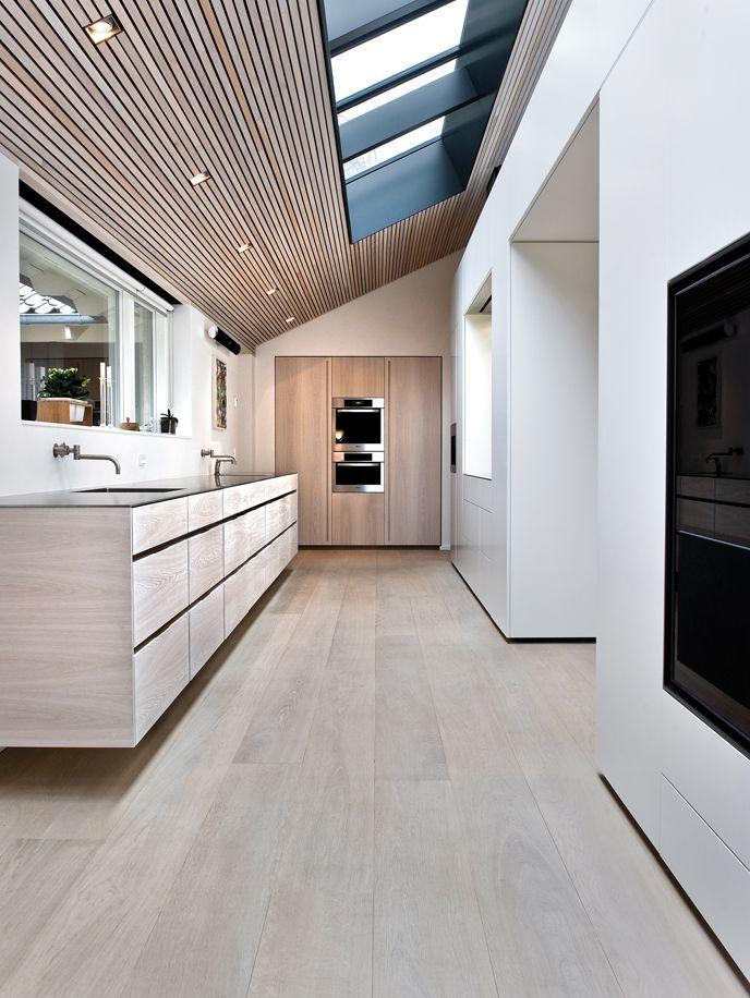 Moderne Holzküchen   Holz Raumdesign