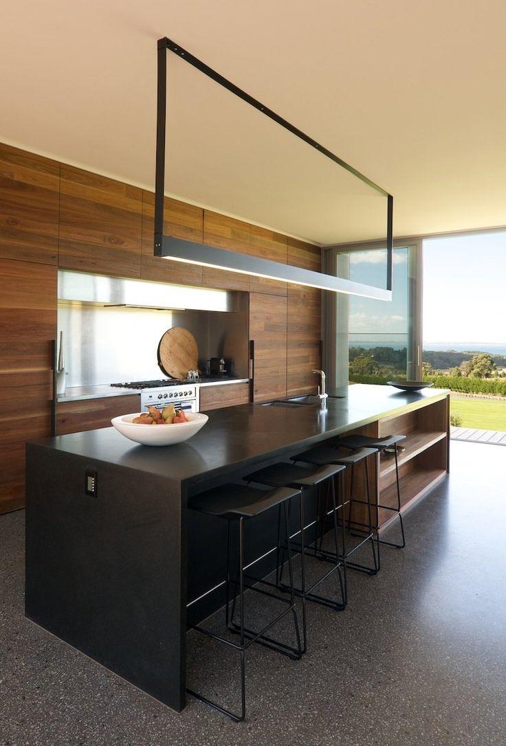 moderne holzk chen ratgeber haus garten. Black Bedroom Furniture Sets. Home Design Ideas