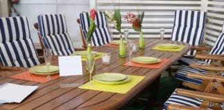 Ratgeber Gartenmöbel - Gartentisch