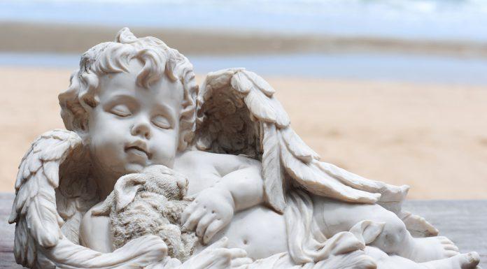 Ratgeber Keramik Dekorieren - Engel