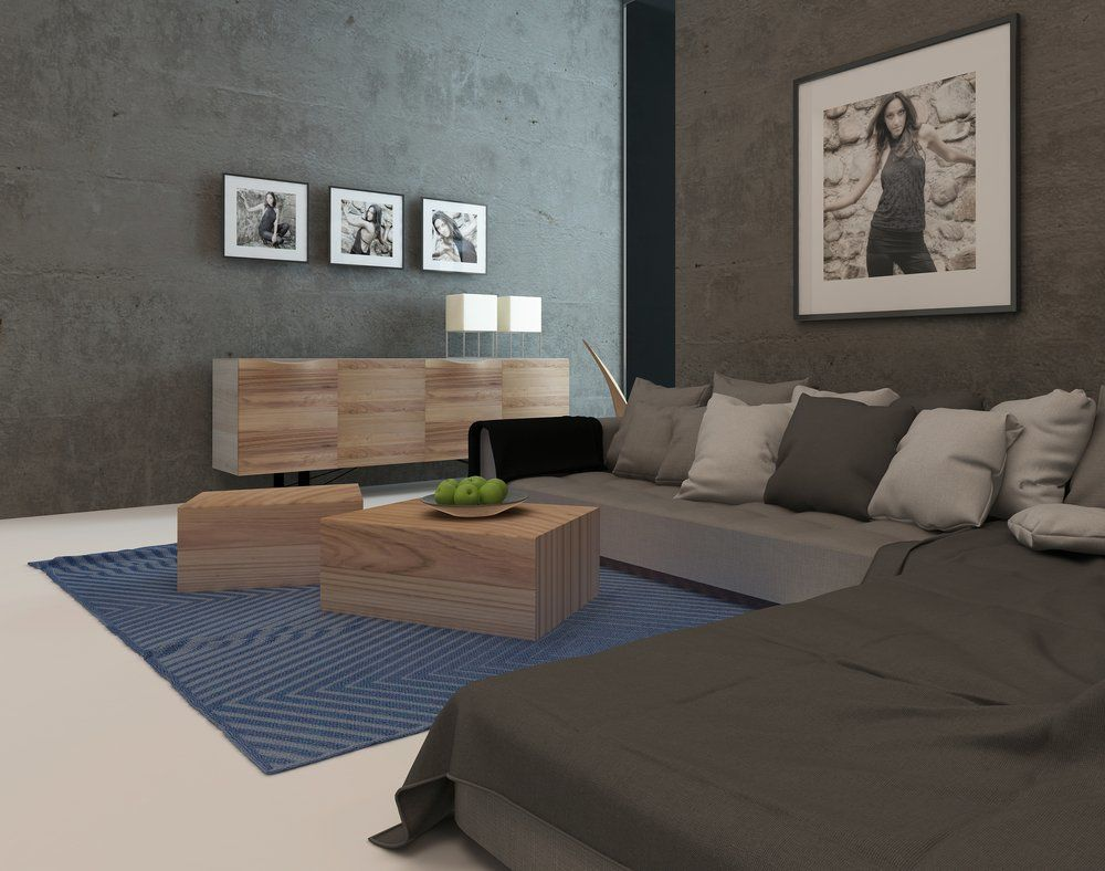 Wohninspiration beton ratgeber haus garten for Raum design