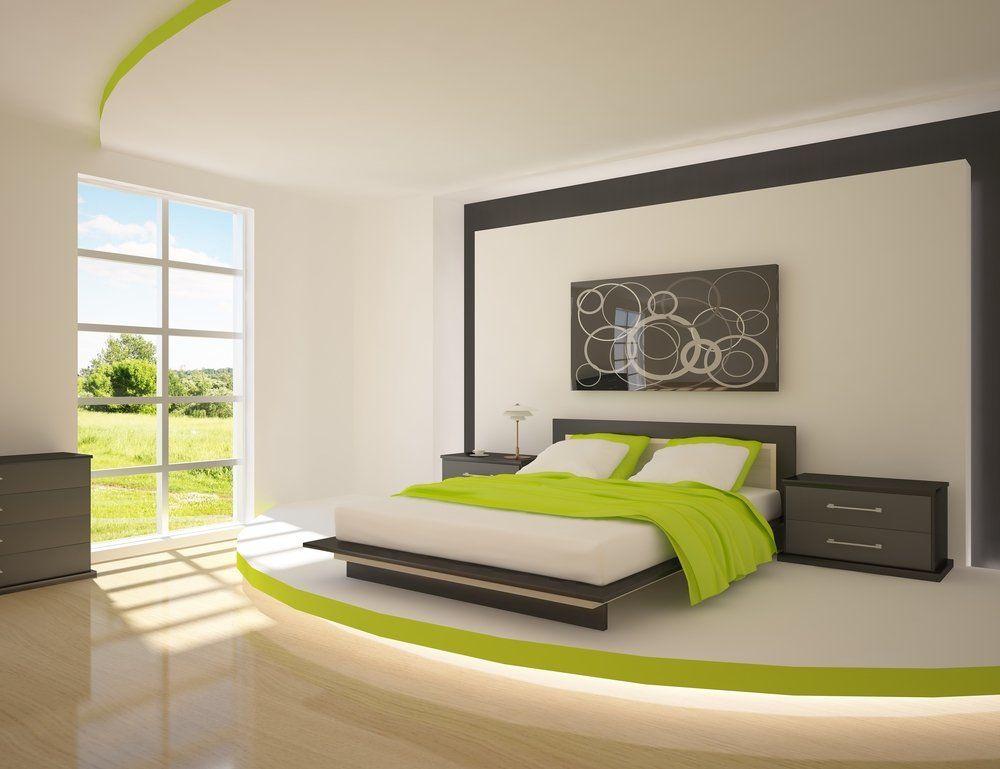Wohninspiration Grün · Ratgeber Haus & Garten Schlafzimmer Olivgrn