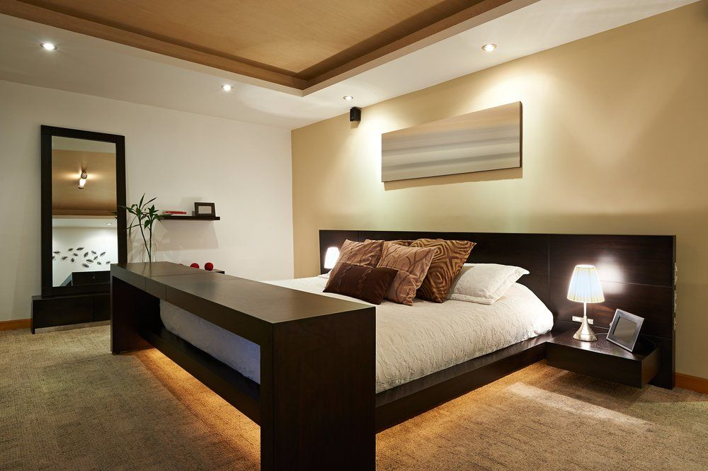 Beleuchtung Schlafzimmer Beispiel 8