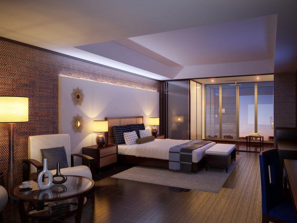 Beleuchtung Schlafzimmer Beispiel 9