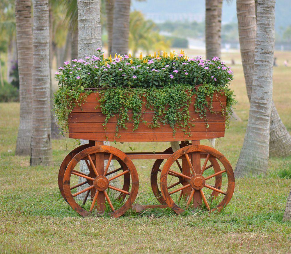 Gartendekoration heuwagen ratgeber haus garten for Dekoelemente garten
