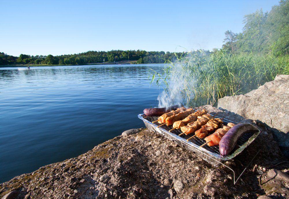Aobosi Rauchfreier Holzkohlegrill : Ratgeber grill und grillrost reinigen · ratgeber haus & garten
