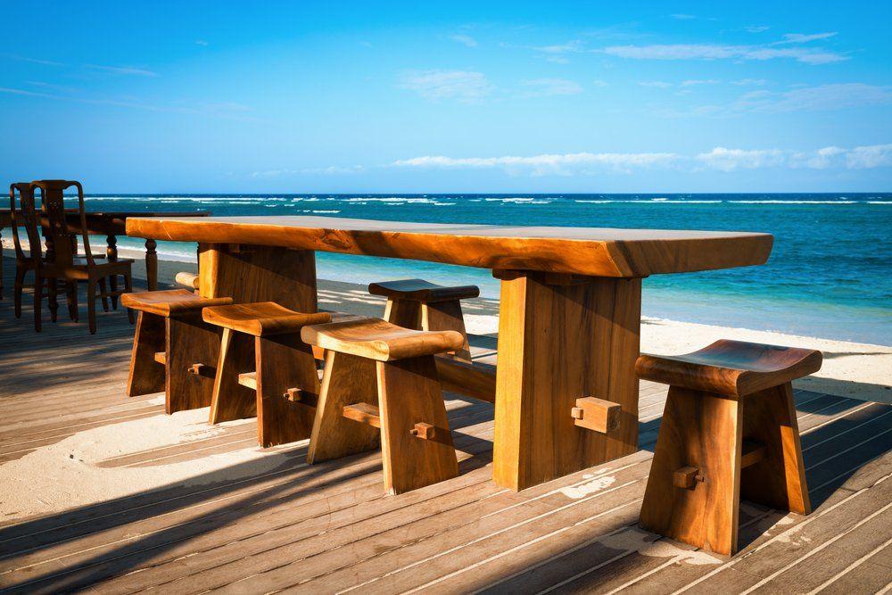 Nachhaltig Einrichten Mit Naturholzmöbeln   Terrassen Möbel