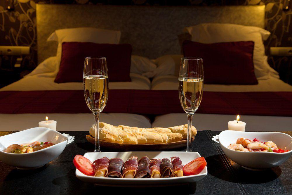 Tipps Romantische Beleuchtung   Ramtisches Schlafzimmer