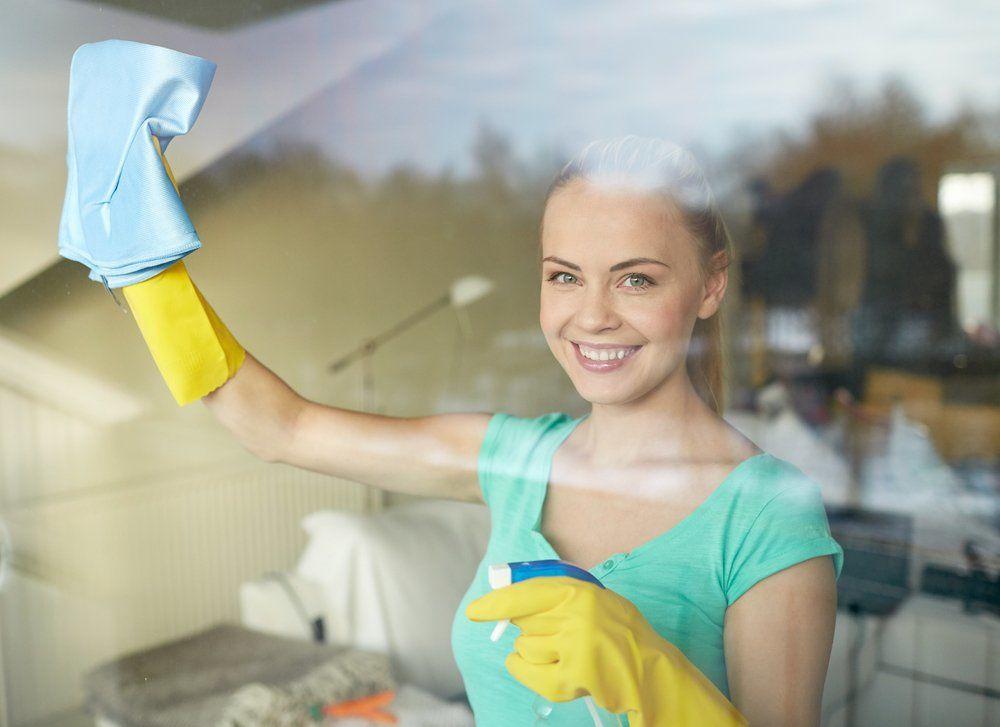 Fensterputzen ohne schlieren ratgeber haus garten - Fliesen putzen ohne schlieren ...