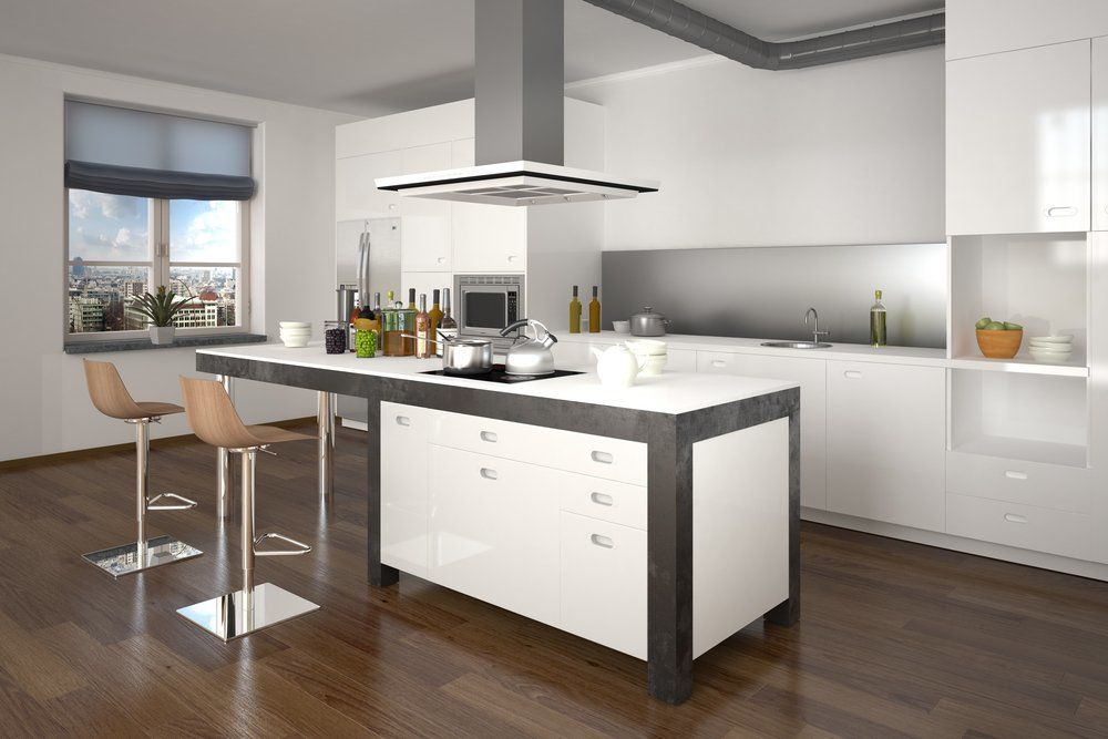 Berühmt Speziell Angefertigten Kücheninseln Fotos - Küchenschrank ...
