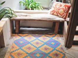 Outdoor Teppich für Balkon und Terrasse