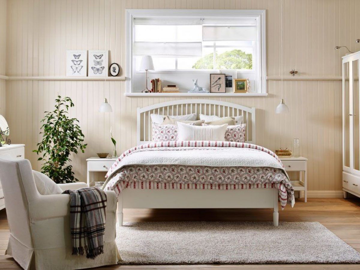 Schlafzimmer Landhausstil Weiss Ikea Caseconrad Com